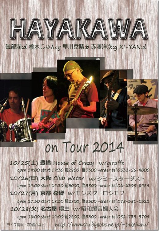 HAYAKAWA2014